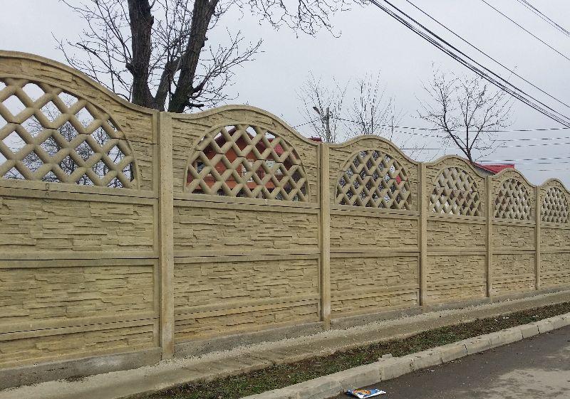 Gard beton pret ieftin